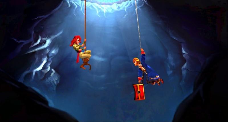 Monkey Island 2 SE LeChuck's revenge A